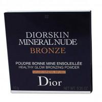 Бронзирующая пудра DIOR Diorskin Mineral Nude Bronze WILD EARTH 02 WARM TERRA NIB