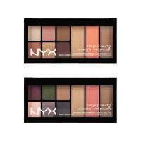 Набор косметики NYX Cosmetics Go To Palette
