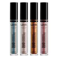 Блеск для губ NYX Professional Makeup Duo Chromatic Lip Gloss