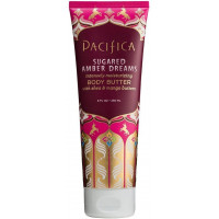 Увлажняющее масло для тела Pacifica Body Butter Sugared Amber Dreams