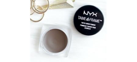 NYX Tame & Frame Brow Pomade обзор помады для бровей