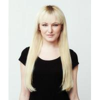 Волосы для наращивания натуральные Luxy Hair Ash Blonde 60