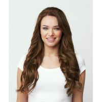Волосы для наращивания натуральные Luxy Hair Chestnut Brown 6