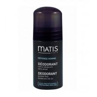 Шариковый дезодорант для мужчин Matis Reponse Homme Roll On Deodorant, 50ml