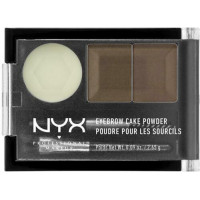 Тени для бровей - NYX Eyebrow Cake Powder